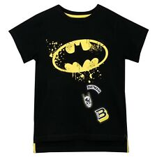 Batman Logo T-Shirt | Boys Batman Tee | Kids Batman Logo Top