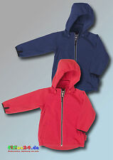 Playshoes Veste Softshell unicolore Polaire Coupe-Vent Mi-saison imperméable