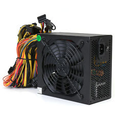 1600W MINER MINING POWER SUPPLY FOR 6 GPU ETH RIG ETHEREUM COIN MINING MINER