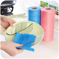 KITCHEN CLEANING NONWOVEN CLOTH DISPOSABLE CLEANING CLOTH BOWL WASHING CLOTH