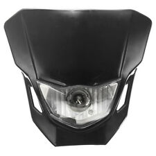 UNIVERSAL HEADLIGHT MOTORCYCLE BIKE STREETFIGHTER STREET FIGHTER HILO HEAD BULB