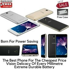 Amazing DOOGEE X10 Mobile Phone FREE Silicone Case Big Battery 5 Inch 8GB Simx2
