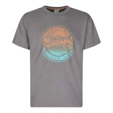 Weird Fish Gradient Bones Graphic Print T-Shirt