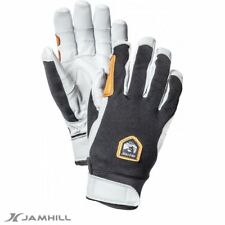 Hestra Ergo Grip Active ski & snowboard gloves with leather palm