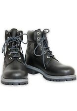 Selected CHAUSSURES HOMMES SEL Nord noir bottes bottes en cuir chaussures