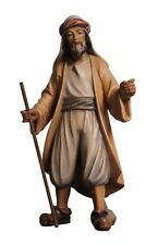 Driver, statue wood carving for Nativity set mod. 912