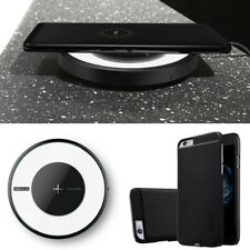 Nillkin Qi Wireless Charger Charging Pad+Receiver Case For iPhone 7 6 6S Plus SE