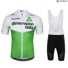 Team Dimension Data 2018 Cycling Jersey and Bib Shorts Set (UK SELLER)