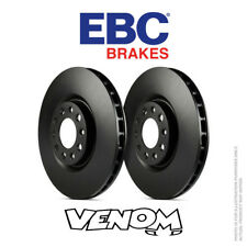 EBC OE Front Brake Discs 318mm for Porsche Boxster S Cast Iron Disc 3.2 00-04