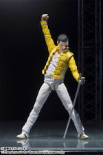 SH Figuarts Freddie Mercury Queen Action Figure Bandai New Sealed