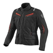 chaqueta hombre motorrad Rev'it Revit Voltiac negro rojo black red Chaqueta