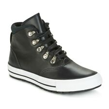 Scarpe donna Converse  CHUCK TAYLOR ALL STAR EMBER BOOT SMOOTH LEATHER HI BLA...