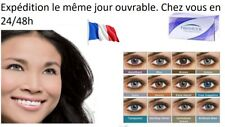Color Contact Lenses * Lentilles de couleur * 1 an  *   Freshlook