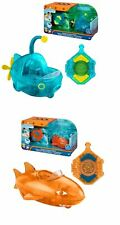 Fisher Price Octonauts Remote Control R/C Gup-A, Gup-B Vehicles