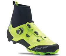 Zapatos Invierno NORTHWAVE RAPTOR ARTIC GTX Yellow Fluo/SHOES Northwave MTB RAPT