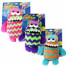 Worry Monster soft toy 30cms eats worries bedtime teddy stress