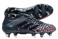 cd3eb17f6a50 new zealand adidas mens predator malice control eden rugby boots sports  shoes studs navy 02241 f812d