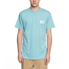 Camiseta DC Shoes Stage Bos Ss Azul Hombre EDYZT03742-BHA0