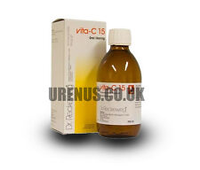 Dr. Reckeweg Vita-C 15 and Vita-C 15 Forte with Ginseng