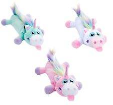 Plush Unicorn Pencil Case For Girls Soft Large Capacity School Stationery Pouch