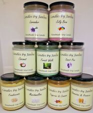 Scented Candles   Highly Scented Wax Candles   Soy wax Candles   Home candles
