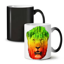 Rastafari Weed Pot Rasta NEW Colour Changing Tea Coffee Mug 11 oz | Wellcoda