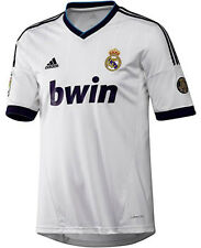 ADIDAS REAL MAILLOT OFFICIEL REAL MADRID OFFICIELLE 2013 (PVP EN MAGASIN 79E)