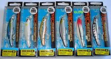 Rapture SHORE RUSH 80S DUEL HEAVY SINKING MINNOW,Mare Bass,Dorado,Barracuda