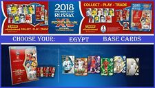 Adrenalyn XL FIFA WORLD CUP RUSSIA 2018 EGYPT Base Cards Panini