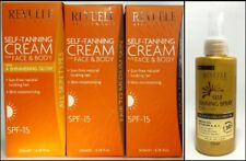 Self Tanning Cream Spray for Face Body Natural Looking Even Tan All Skin Type