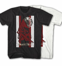 Maglietta Uomo SILENT HILL MOVIE ORRORE FILM GAME PARTY NUOVO S-5XL sh28103