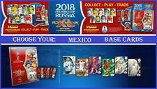 Adrenalyn XL FIFA WORLD CUP RUSSIA 2018 MEXICO Base Cards Panini