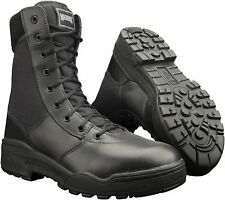 Magnum Classic Cen Military Black  Leather Combat Working Boots Ultra Resitant