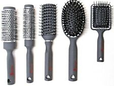 Sassi Professional Hairbrush Paddle Ceramic Hot Curl Vent Multi Listing Clearane