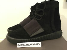 ADIDAS YEEZY BOOST 750 TRIPLE PIRATE BLACK UK 5.5 6 5 7.5 8.5 9.5 10.5 11.5 12.5