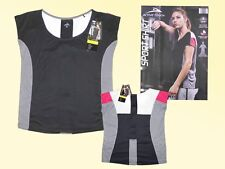 Camisa Mujer Camiseta Fitness Wellness DEPORTIVA TALLA S-L Active Touch NUEVO