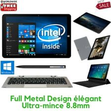 VENTE CHAUVE CHUWI Hi10 Plus Tablet PC 64 GB 4Core Windows 10 Android 5.1 Double
