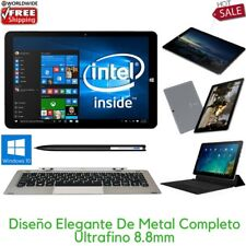 VENTA CALIENTE CHUWI Hi10 Plus Tablet PC 64GB 4Core Windows 10 Android 5.1 Cámar