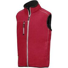 Snickers 8014 A.I.S. Fleece Vest - CHILLI RED