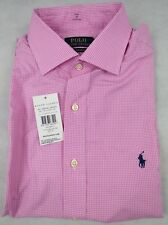 BNWT POLO Ralph Lauren CUSTOM Fit Formal Shirt BRAND NEW With Tag