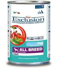 Exclusion Mediterraneo Adult pesce All Breed 400 g per cani