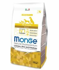 Monge Superpremium All Breeds Adult Pollo, Riso e Patate