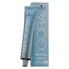 Schwarzkopf IGORA ROYAL alto LIFT Colore Permanente dei capelli 60ml