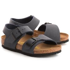 BIRKENSTOCK NEW YORK SANDALIA JUNIOR Color Azul