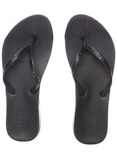 Reef Black Cushion Bounce - Stargazer Womens Flip Flop
