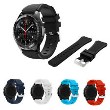 Silicone Sports Bracelet Strap Watch Band For Samsung Gear S3 Frontier/Classic