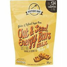 Boutique Bake Oat & Seed Energy Bar Mix 360g