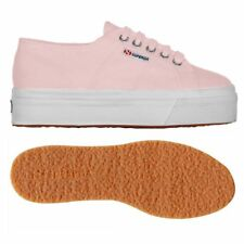 SUPERGA 2790 zeppa 4cm Scarpe DONNA 2790ACOTW LINEA UP AND DOWN Acotw pink 915fr