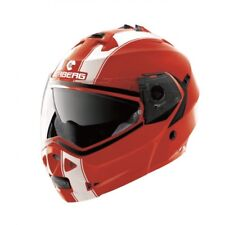Casco modulare CABERG DUKE II LEGEND DUCATI RED
