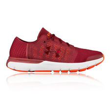 Under Armour Mens Speedform Gemini Vent Running Shoes Trainers Sneakers Red